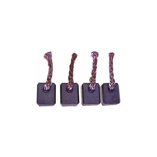 Jeu de balais / charbon pour démarreur Bosch 0001362039 / 0001362040 / 0001362047