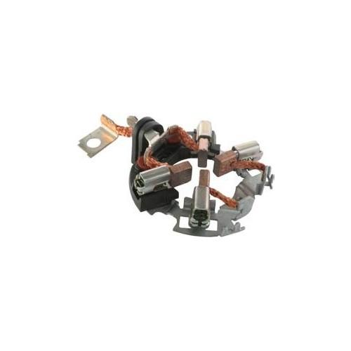 Couronne / Porte balais pour démarreur Bosch 0001116006 / 0001116008 / 0001116009