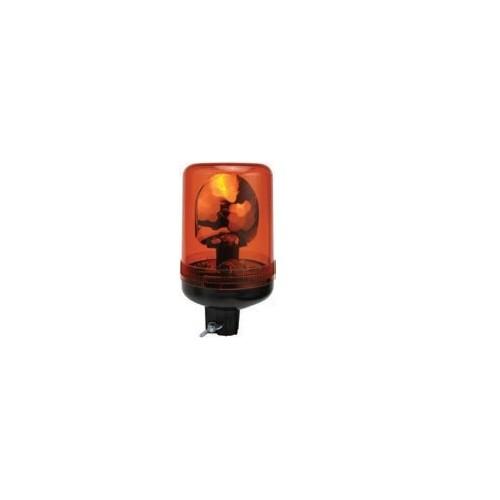 Rotating Beacon orange standard iso a 12 volts H1 diameter 136 mm