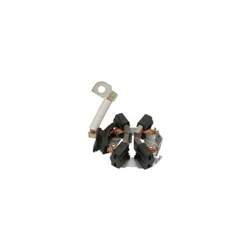 Couronne / Porte balais pour démarreur Bosch 0001109064 / 0001109065 / 0001109250
