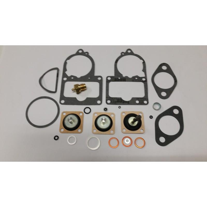 Pochette de joint pour carburateur 34PIC 5-6-7 sur Golf / Jetta / Scirocco / Derby 1,3