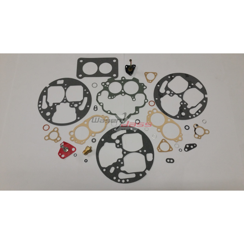 Gasket Kit for carburettor Zénith 35/40 INAT on Peugeot 504 / 505