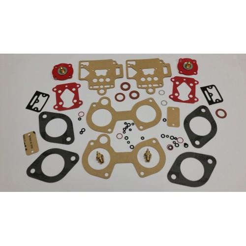Service Kit for carburettor Dellorto 2x40DHLA N-L-H-R on Alfa / Lotus