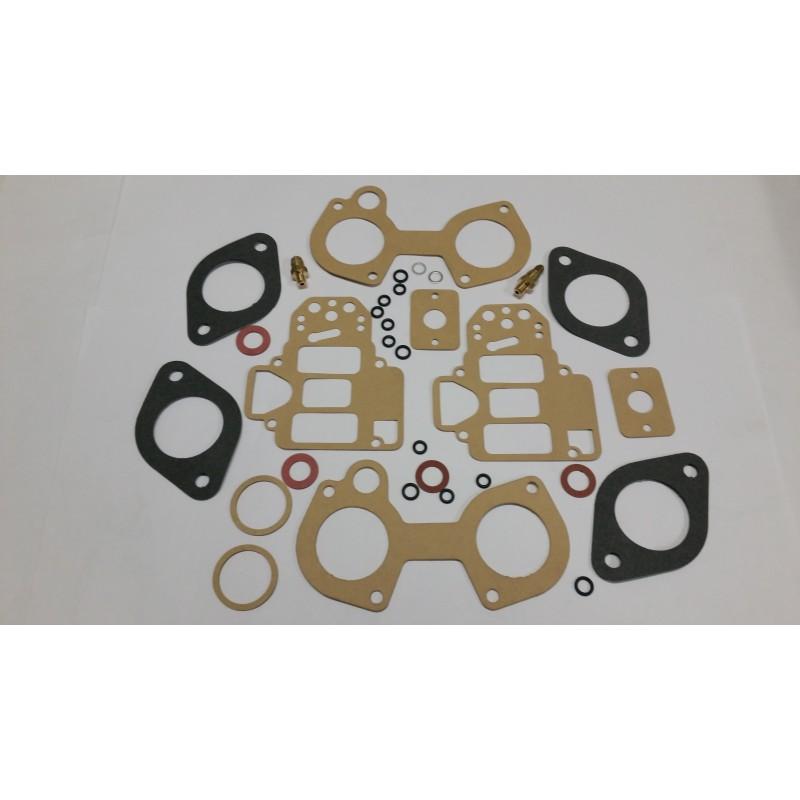 Pochette de joint pour carburateur 40DCOE138-139 pour Alfetta / Giulietta