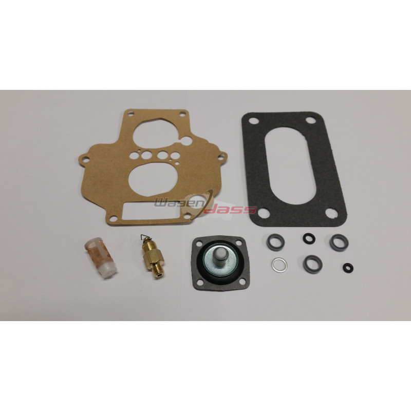 Service Kit for carburettor 32 DMTR on A112 Abarth 982 and 1050 cc