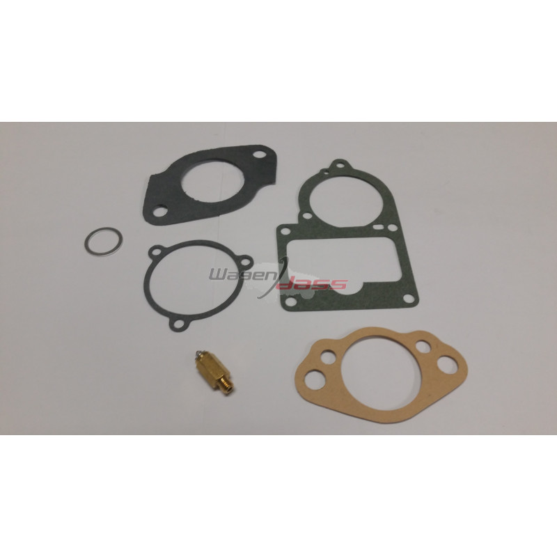Service Kit for carburettor SuHS4 on Innocenti Mini 850 / 1000 75 mini