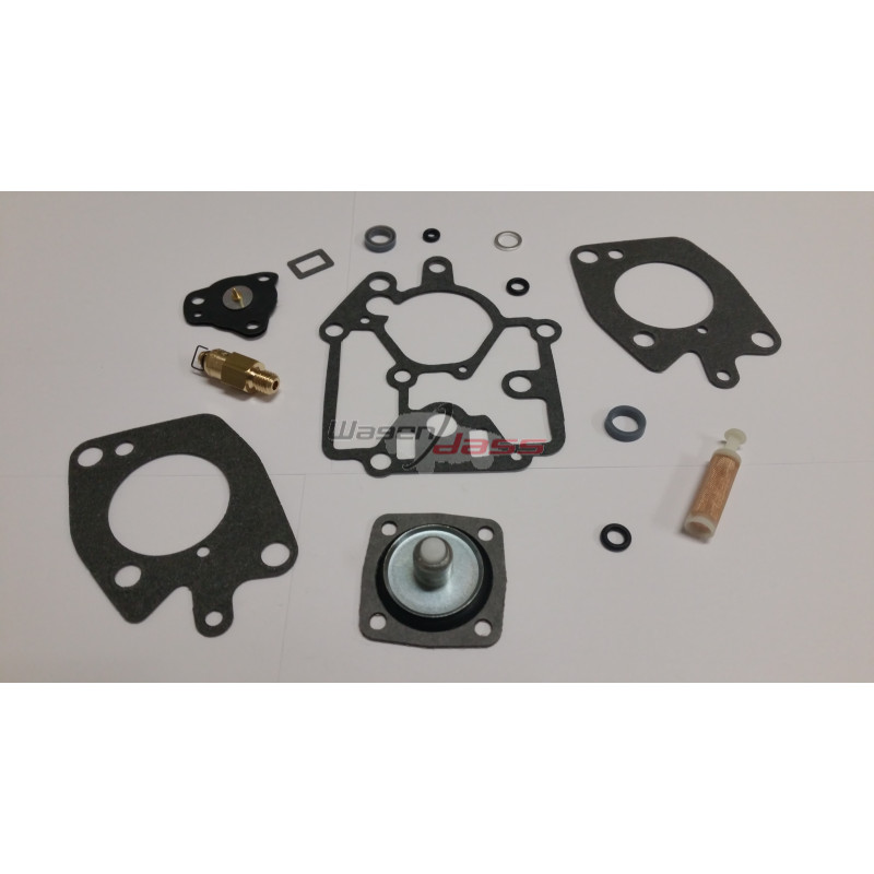 Service Kit for carburettor WEBER 32TL on OPEL Corsa / Kadett