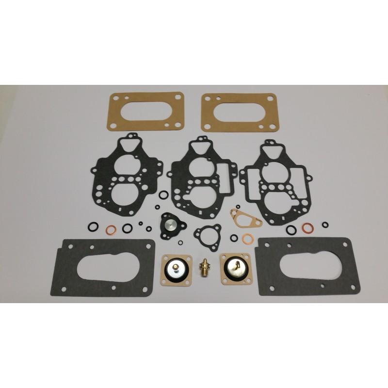 Service Kit for carburettor SOLEX 28/34Z10 on RENAULT / VOLVO