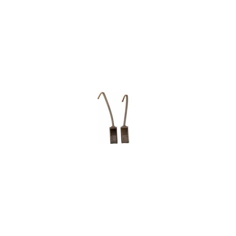 Brush set for alternator Bosch 0120450029 / 0120400944 / 0120400945