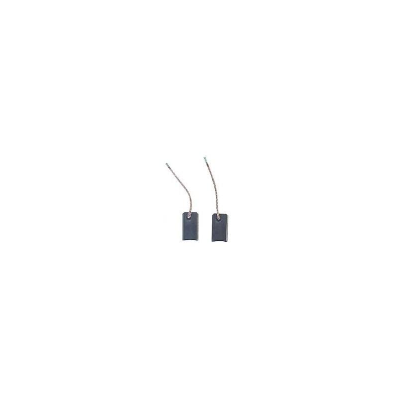 Brush set for alternator Bosch 0120400504 / 0120400505 / 0120400507 / 0120400508