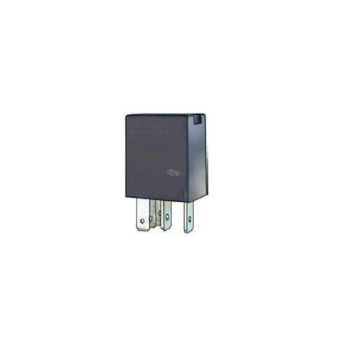 Relay 5-terminals 12 volts 25 amperes replacing BOSCH 0025428319 / 0025428419