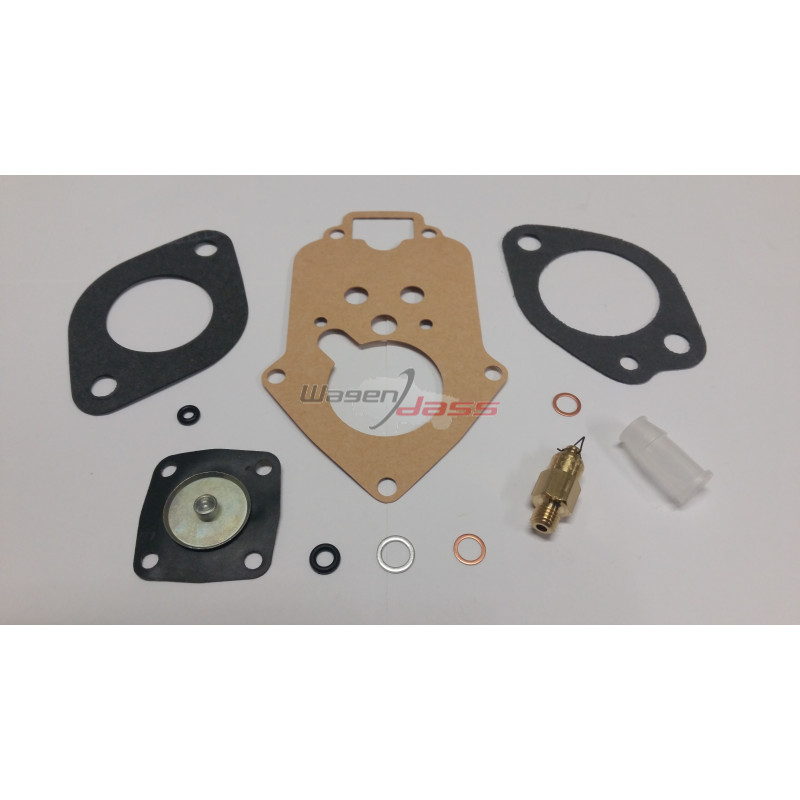 Service Kits for carburettor WEBER 30IBA22/250 on A112E 903cc