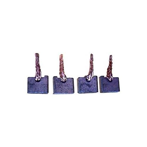 Brush set for starter BOSCH 0001108403 / 0001109259