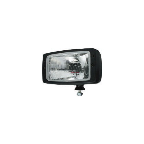 Head lamp rectangular for Zetor super/super eko/classic eko