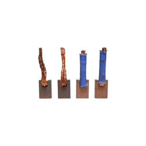 Brush set for starter MITSUBISHI M2T54371 / M2T54372 / M2T54571