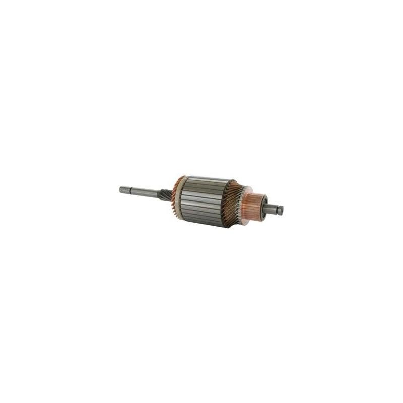 Induit pour démarreur Bosch 0001311100 / 0001311101 / 0001311102