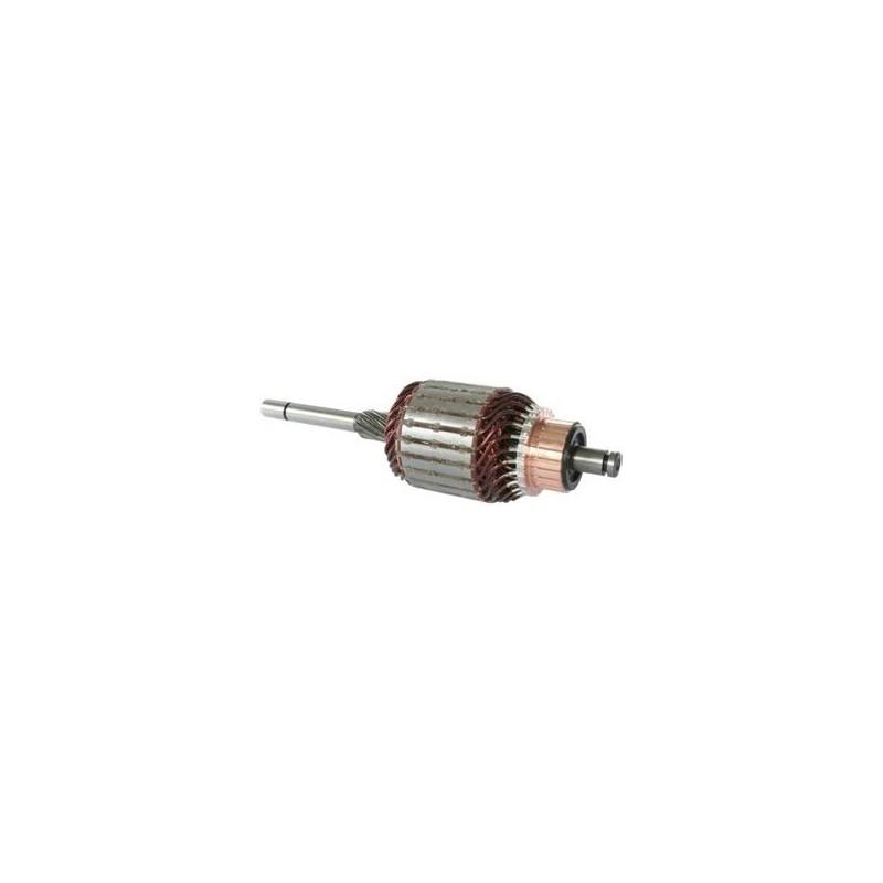 Induit pour démarreur Bosch 0001211207 / 0001211208 / 0001211215 / 0001211225