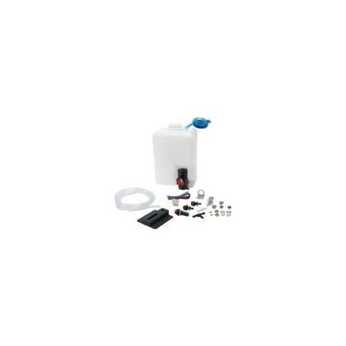 Réservoir lave glace 24 volts avec pompe