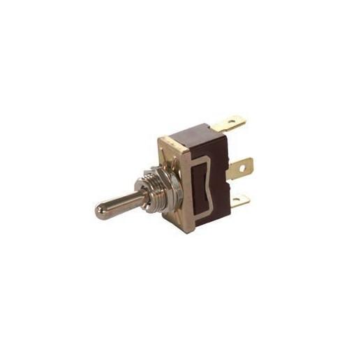 Interrupteur à bascule 12 volts 16 ampères/24 volts 8 ampères