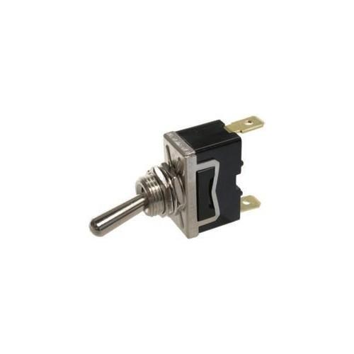 Interrupteur à bascule 12 volts 16 ampères ou 24 volts 8 ampères 2 bornes