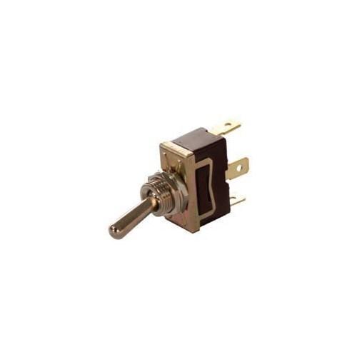 Interrupteur à bascule 12/24 volts on/off/on