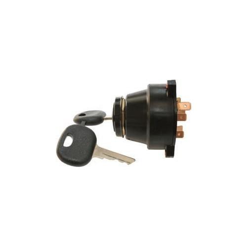 Interrupteur allumage/éclairage 6bornes
