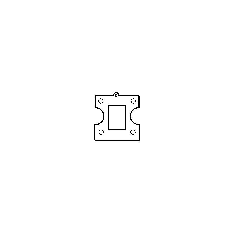 Solenoid for starter BOSCH 0001371005 / 0001371007