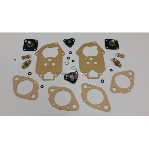 Gasket Kit for carburettor 2 X 32IBSH on Peugeot 104 / 205