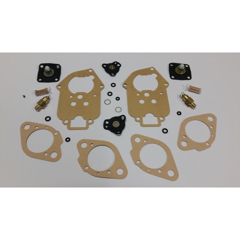 Gasket Kit for carburettor 2 X 32IBSH on Peugeot 104 / 205
