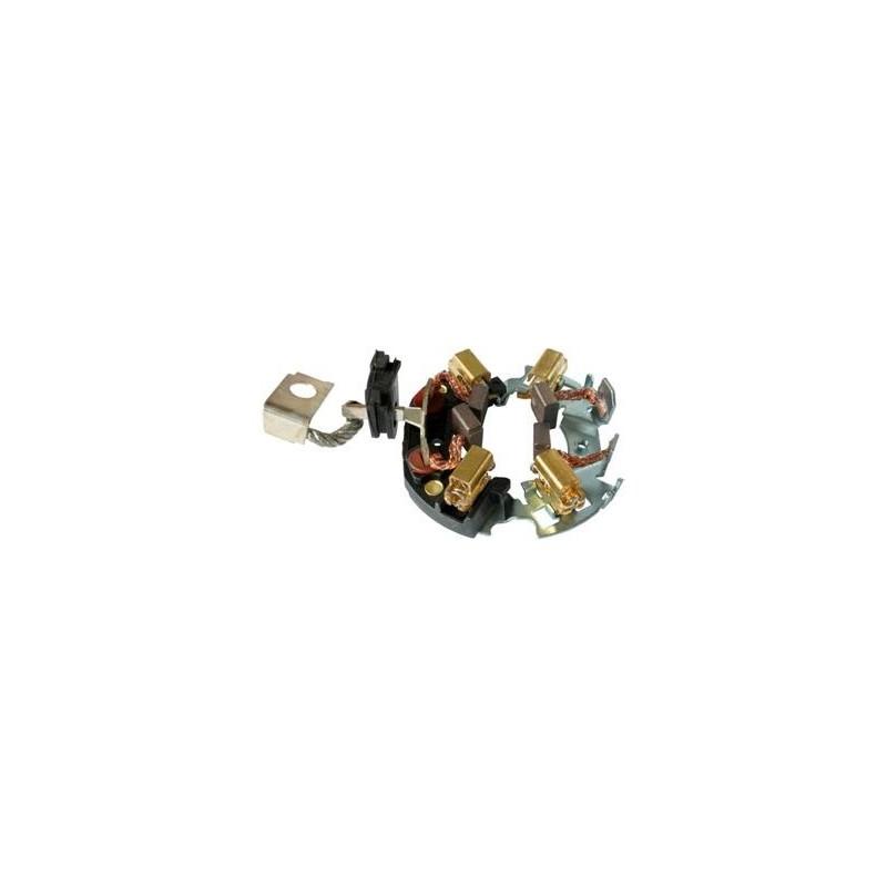Couronne / Porte balais pour démarreur Bosch 0001112017 / B001180054
