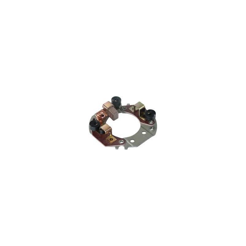 Porte balais/couronne pour démarreur Hitachi S108-63/S108-78/S114-152/S114-155/S114-160/S114-160A