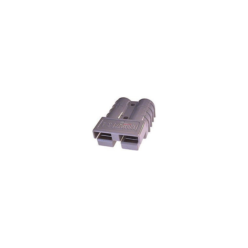 Connecteur Battery CB50 gris 600 volts 50 Amp 16 mm²