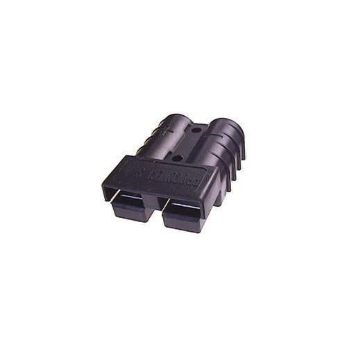 Connecteur batterie CB50 noir 600 volts 50 ampères 16 mm²