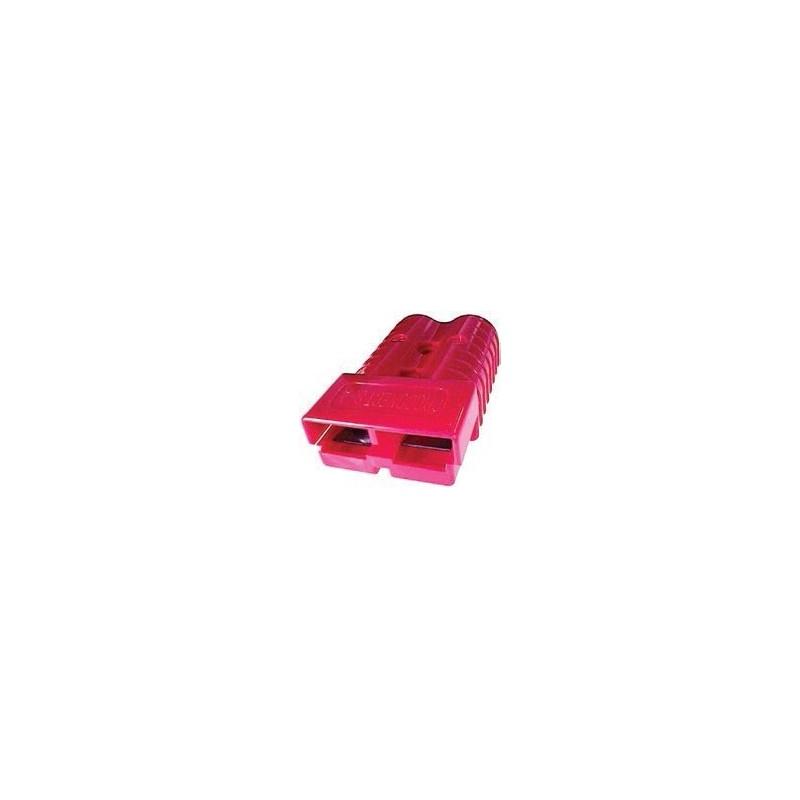 Connecteur batterie CB350 600 volts 350 ampères rouge 70 mm²