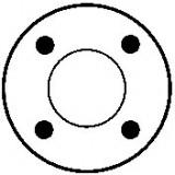 Contacteur / Solénoïde pour démarreur d11e118/ d11e119/d11e119t/d11e120