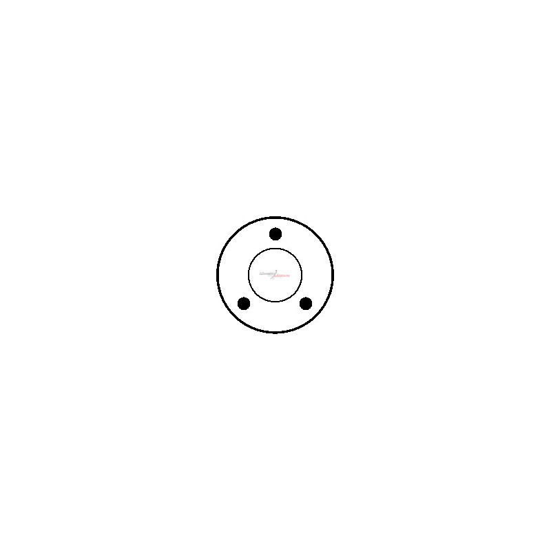 Contacteur / Solénoïde pour démarreur Bosch 0001110060 / 0001110073