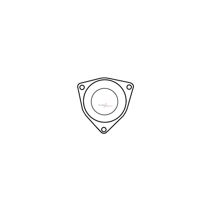 Relais /Solénoide pour démarreur Delco remy 37MT / 10478890 / 10478921