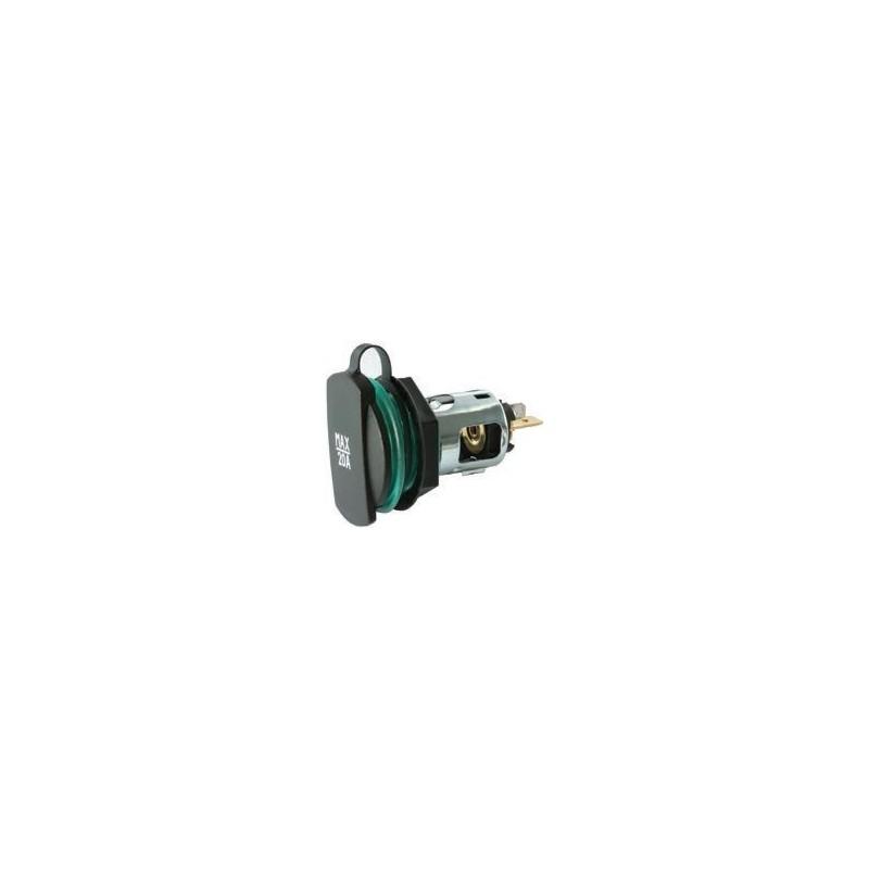 Plug femelle allume cigare 12/24 volts