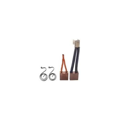 Brush set +springs for starter 532002 / 532003 / 532004 / 532009 /532010