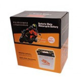 Batterie Moto sèche YB12ALA2 12 volts 12 ampères