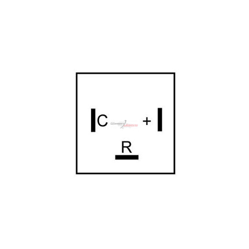 Electric Warning signal flasher unit 12 volts 2/4x21 watt
