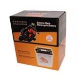 Batterie Moto YB12AA 12 volts 12 ampères