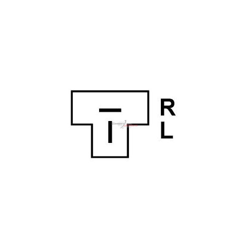 Regler für lichtmaschine MITSUBISHI A2T72185 / A2T72186 / A2T72188 / A2T72189 / A2T72190 / A2T72286