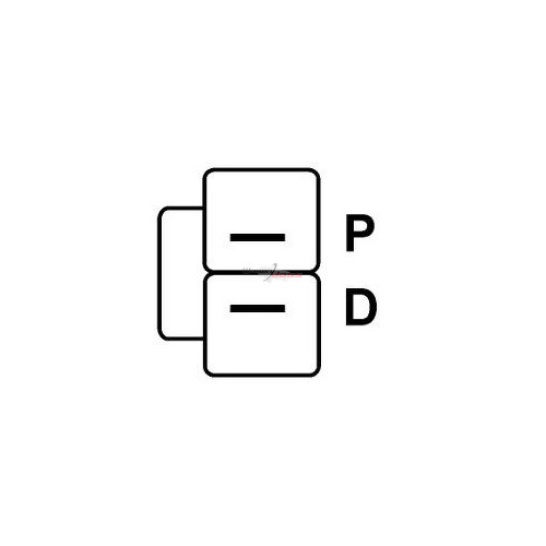 Régulateur pour alternateur Mitsubishi A2TB0091 / A2TB0091A / A2TB0091B