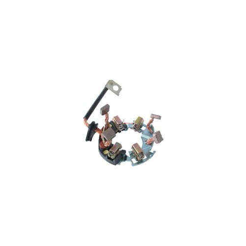 Couronne / Porte balais pour démarreur Bosch 0001107031 / 0001107032 / 0001108004