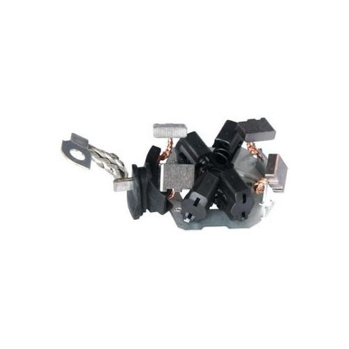 Couronne / Porte balais pour démarreur Bosch 0001125007 / 0001125008 / 0001125021 / 0001125022 / 0001125031