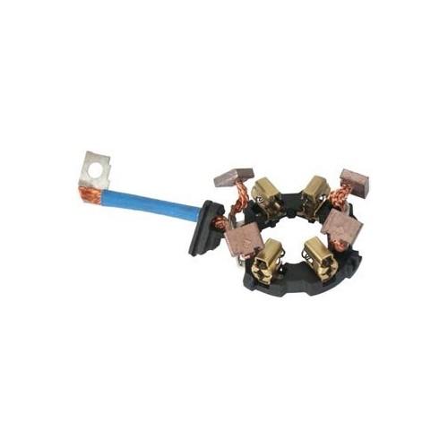 Couronne / Porte balais pour démarreur Bosch 0001108051 / 0001108052 / 0001108074 / 0001108123