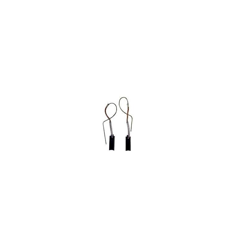 Brushes for alternator BOSCH 0120000016 / 0120000036 / 0120335006