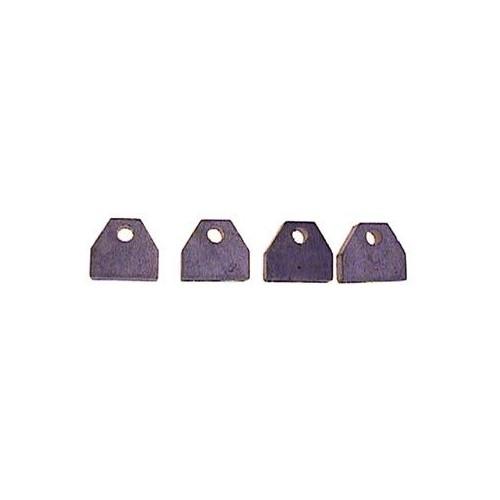 Balais / charbon pour démarreur Delco remy 5MT / SD200 / SD250 / 10455001 / 10455004