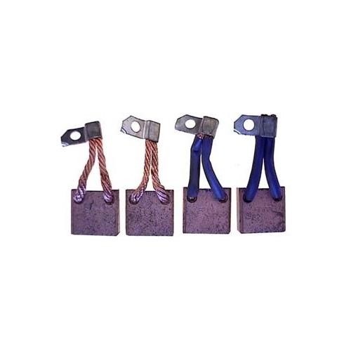 Brush set for starter Magneti Marelli MT68 / 63216800 / 63216814